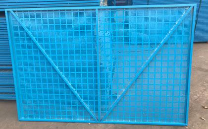 建筑防风网